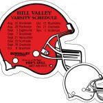 Football Helmet Schedule